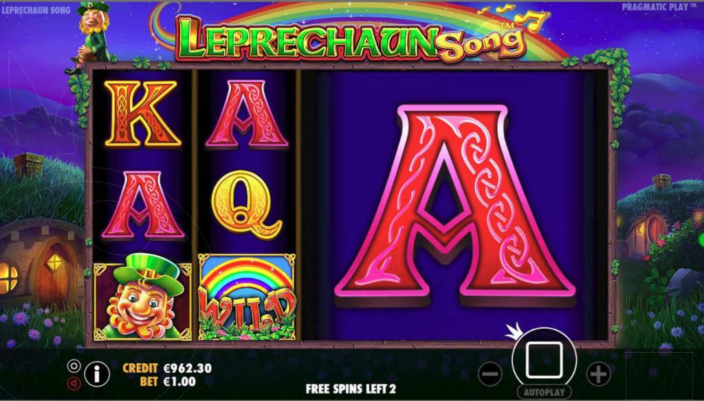 Leprechaun Song by Pragmatic Gameplay