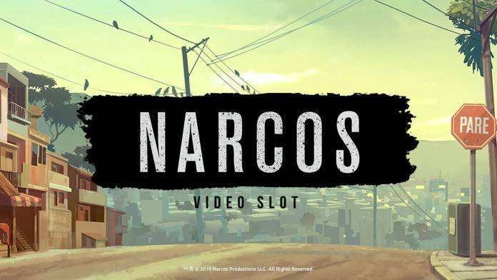 Narcos by NetEnt Logo