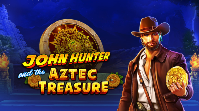 John Hunter And The Aztec Treasure by Pragmatic play logo