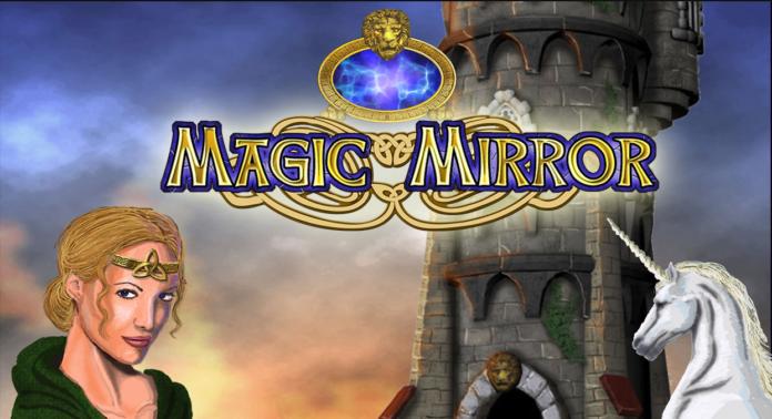 Magic Mirror by Merkur Gaming Logo