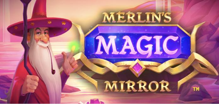 Merlin Magic Mirror by iSoftBet Logo