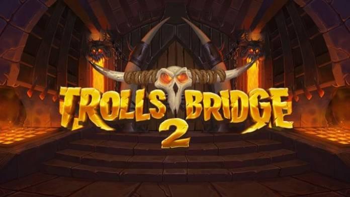 Trolls Bridge 2 by Yggdrasil Logo