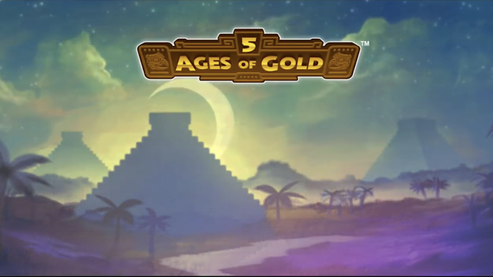 5 Ages of Gold by Playtech Logo