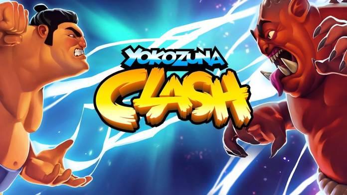 Yokozuna Clash by Yggdrasil Logo