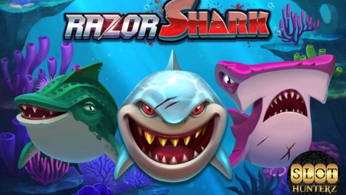 Razor Shark by Push Gaming Logo
