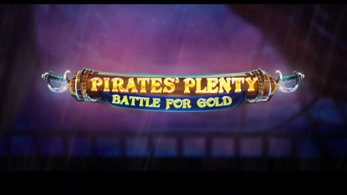 Pirates' Plenty Battle for Gold by Red Tiger Logo