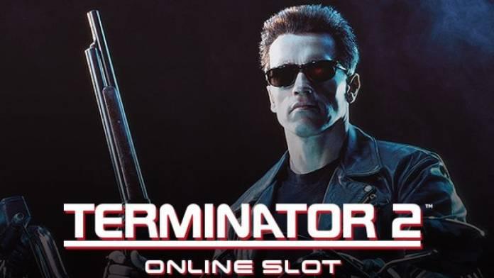 Terminator 2 by Microgaming Logo