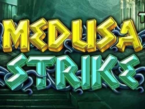 Medusa Strike by Pragmatic Logo
