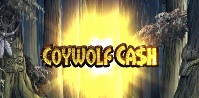 Coywolf Cash by PlayNGo Logo