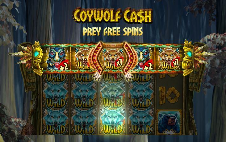 Coywolf Cash by PlayNGo Gameplay