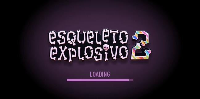 Esqueleto Explosivo 2 by Thunderkick Logo