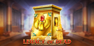 Legacy Of Dead by PlayNGo Logo