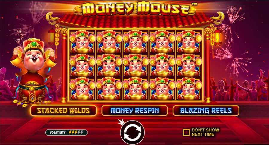 Money Mouse by Pragmatic Game Screen