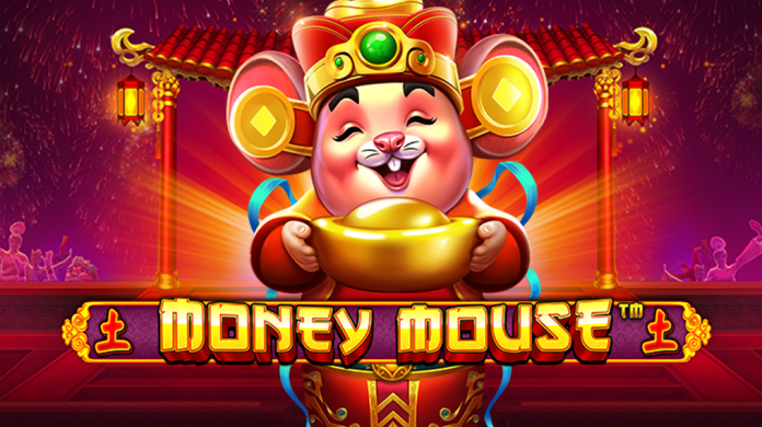 Money Mouse by Pragmatic Play Logo