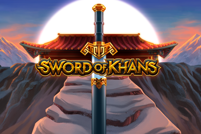 Sword Of Khans by Thunderkick Logo