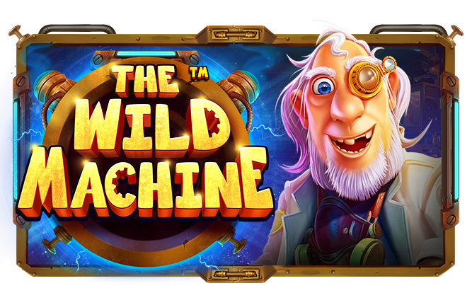 The Wild Machine by Pragmatic Play Logo