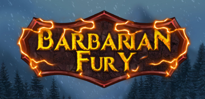 Barbarian Fury by Nolimit City Logo