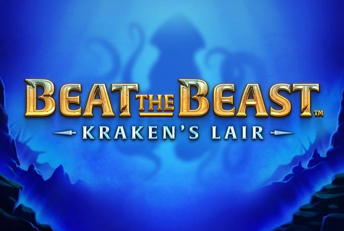 Beat The Beast: Kraken's Lair by Thunderkick Logo