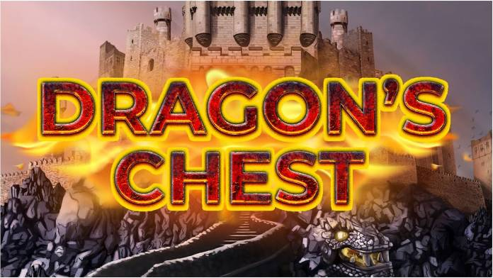 Dragon's Chest Logo Booming Games