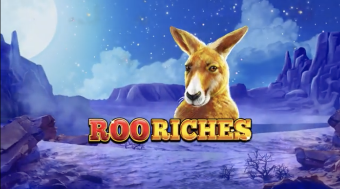 Roo Riches by iSoftBet logo