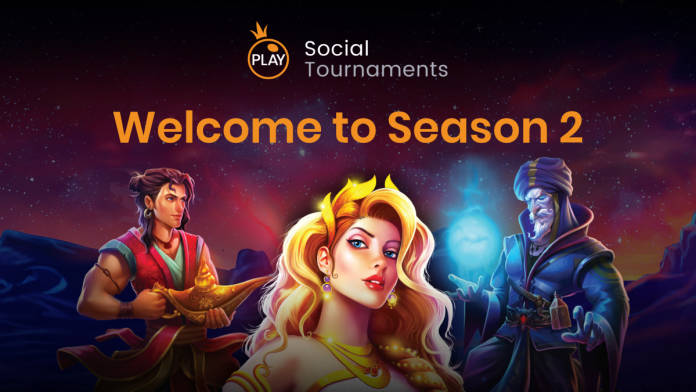 Social Tournaments S2 by Pragmatic Play