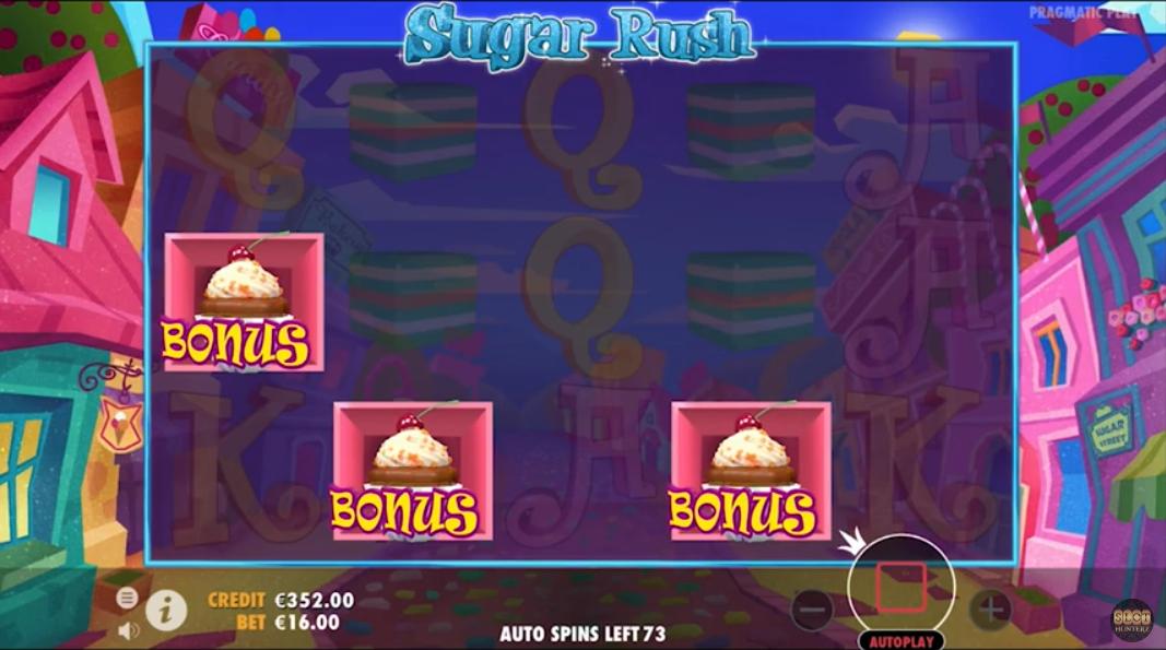 Sugar Rush by Pragmatic Play gameplay