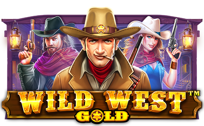 Wild West Gold by Pragmatic Play Logo
