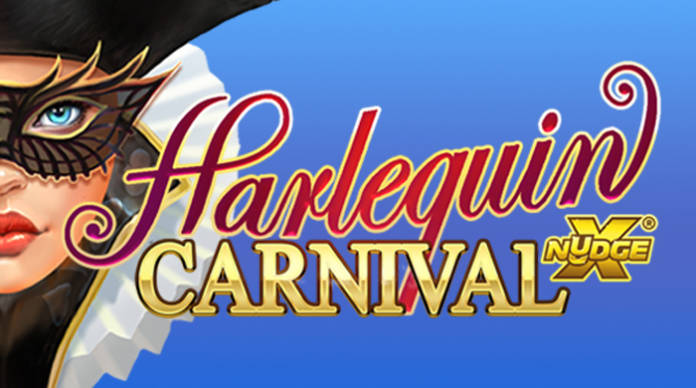 Harlequin Carnival Logo by Noliimit City