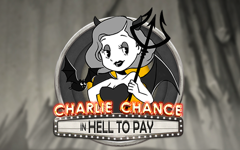 charlie chance logo by play'n go