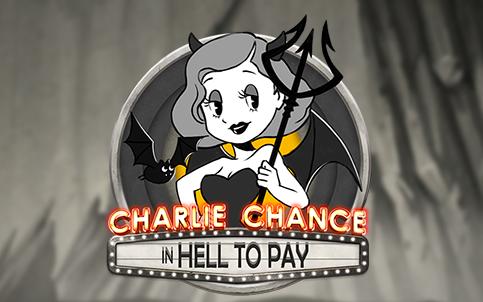 charlie chance logo by play'n go