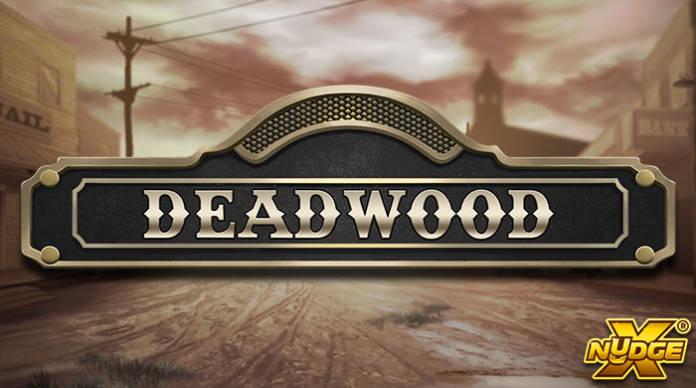 Deadwood Logo by Nolimit City