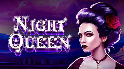 NightQueen logo by iSoftBet