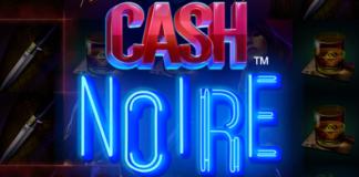 Cash Noire by NetEnt Logo