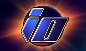 IO by Elk Studios Logo