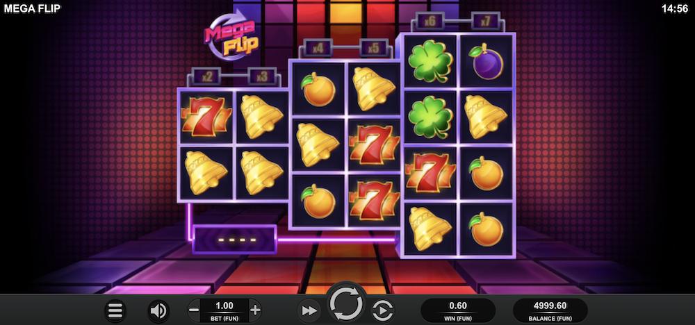 Mega Flip by Relax Gaming Gameplay
