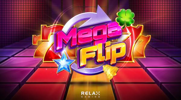 Mega Flip by Relax Gaming Logo