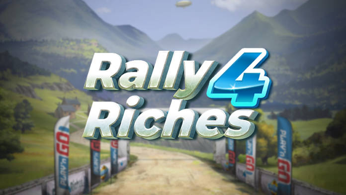 Rally 4 Riches by Play'n Go Logo