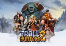 Troll Hunters 2 by Play'n Go Logo