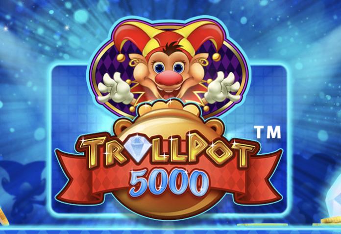 Trollpot 5000 Logo by NetEnt