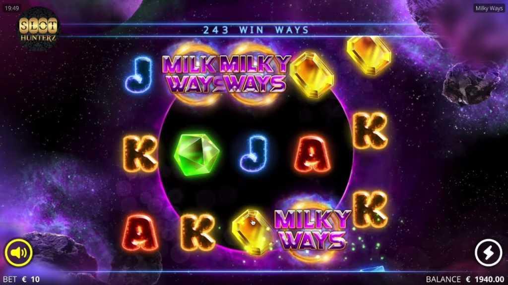 Milky Ways Gameplay