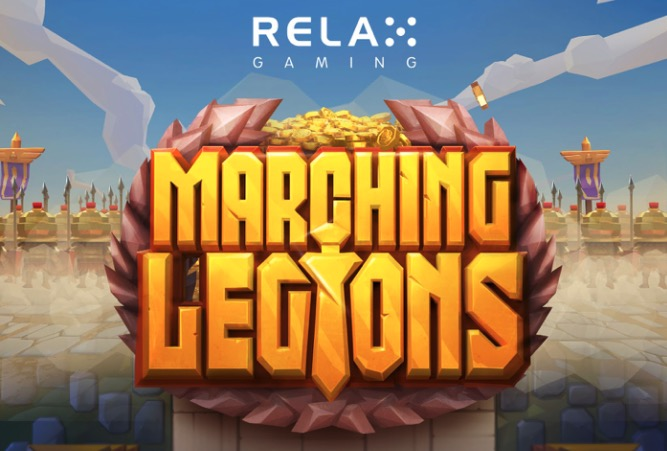 Marching Legions by Relax Gaming