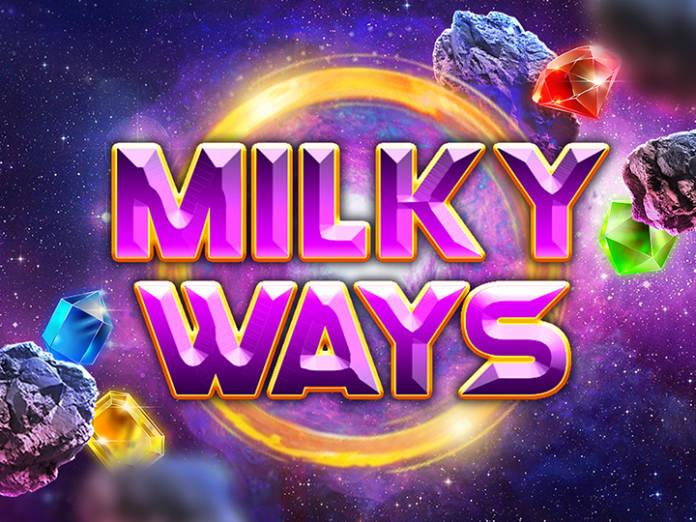 Milky Ways Logo by Nolimity City