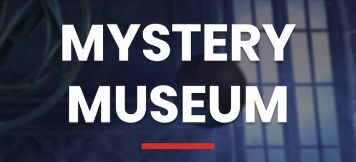 Msytery Museum Logo
