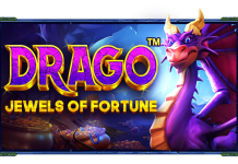 drago jewels of fortune logo