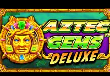 aztec gems deluxe logo