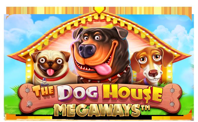 dog house megaways logo