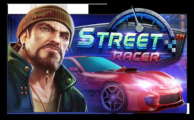 street racer logo